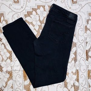 American Eagle Outfitters Jeans - American Eagle black skinny jean Sz 12